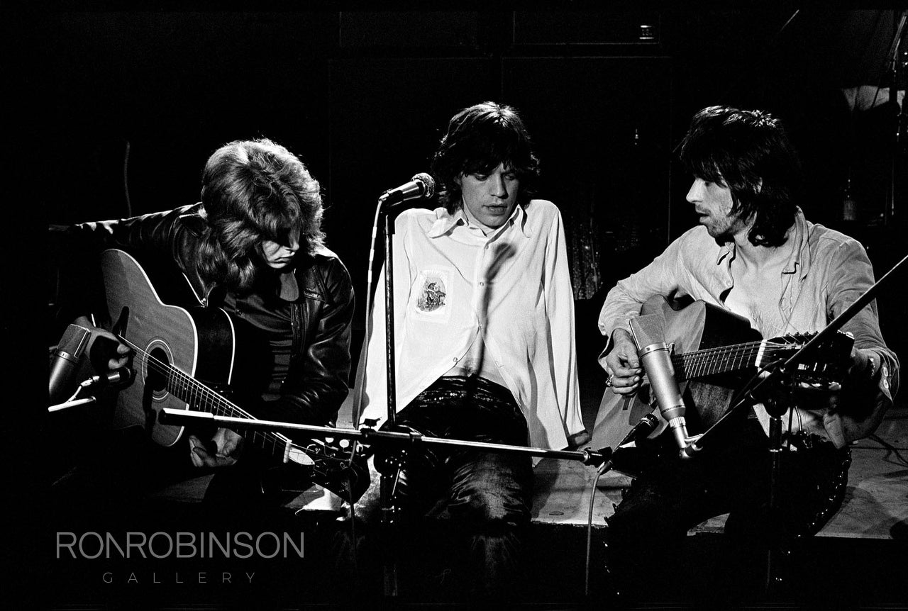 The Rolling Stones - Live at the Marquee #4 by Alec Byrne