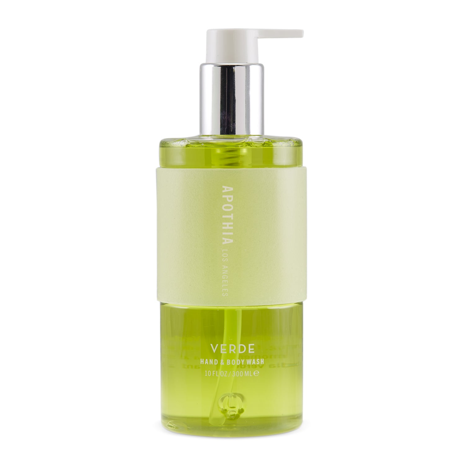APOTHIA Hand & Body Wash - Verde