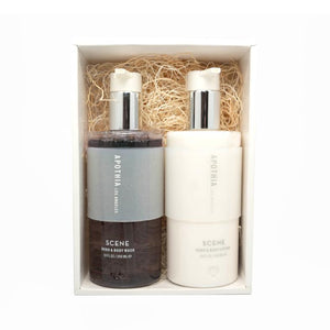 Scene Wash and Lotion Set