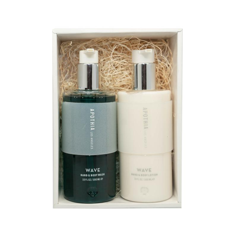 Wave Wash and Lotion Set