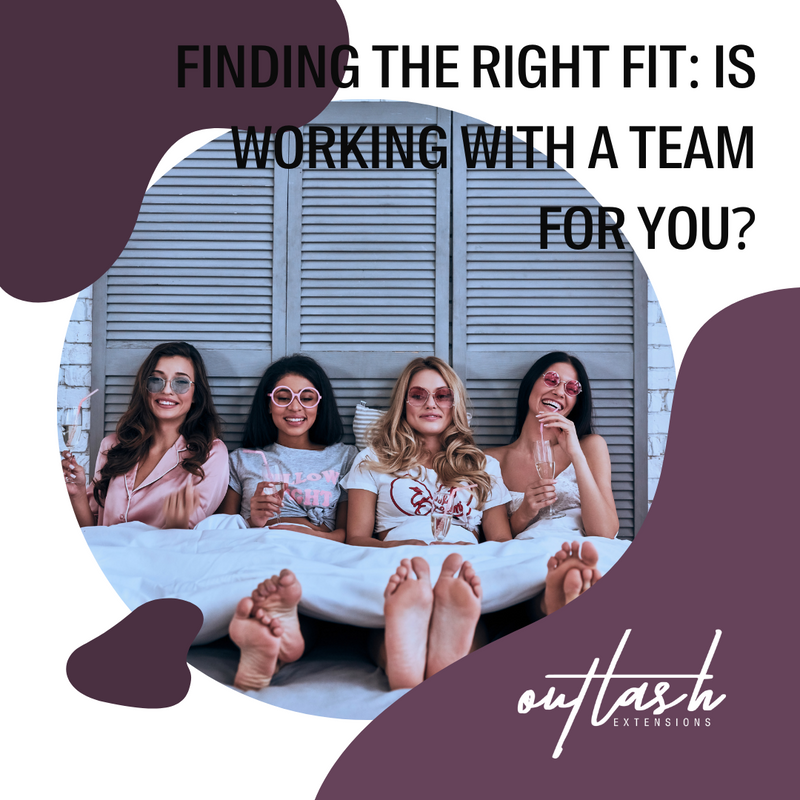 Finding the Right Fit: Is working with a team for you?