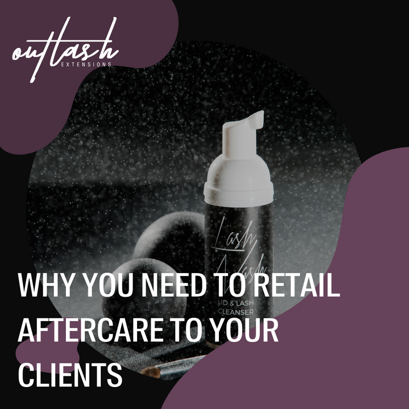 Why you Need to Retail Aftercare to your Clients