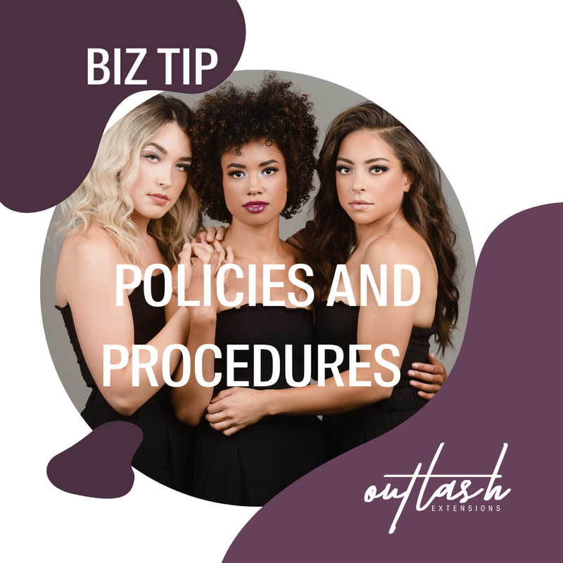 Biz Tip: Policies and Procedures - Essential components of your business.
