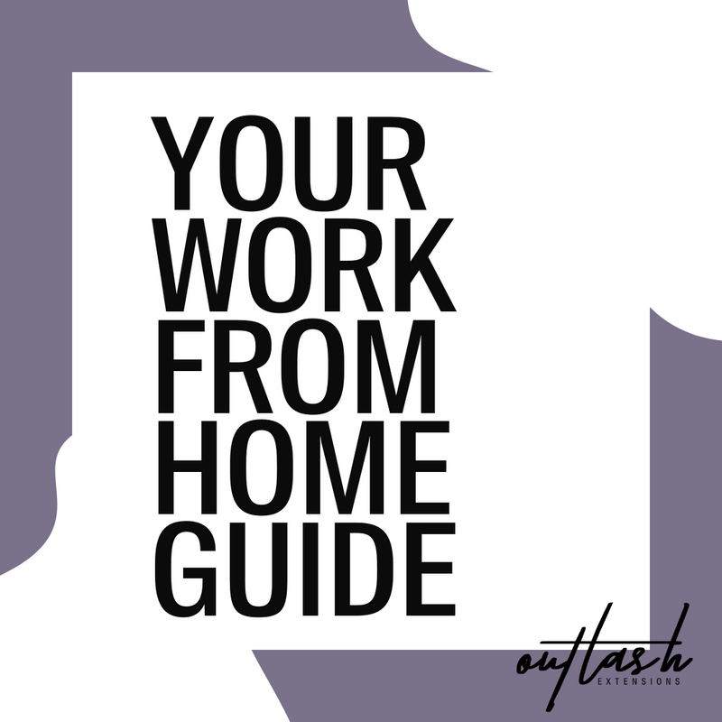 Your Work From Home (WFH) Guide