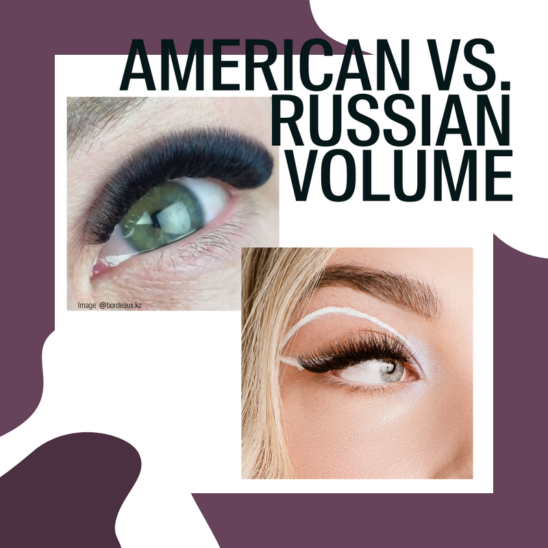 American vs. Russian Volume