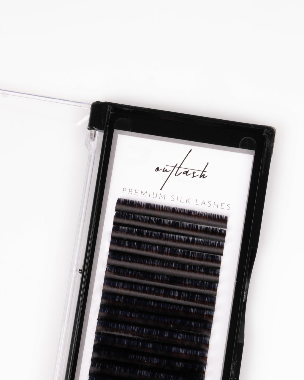 Premium Silk Mixed Lashes - C Curl