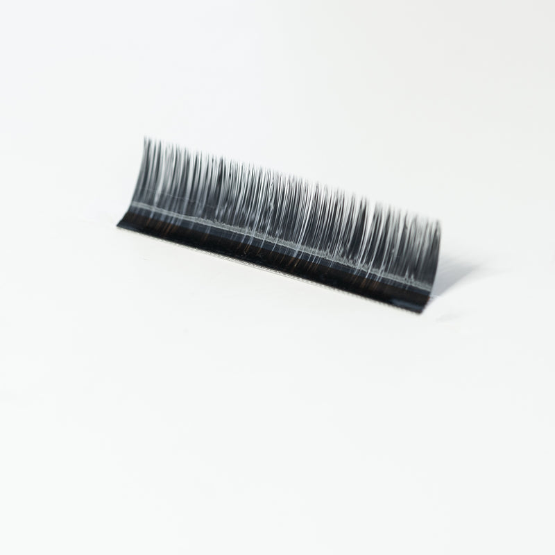 Premium Silk Mixed Lashes - D Curl