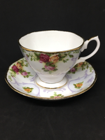 Royal Albert 'Rose Cameo Violet' Teacup