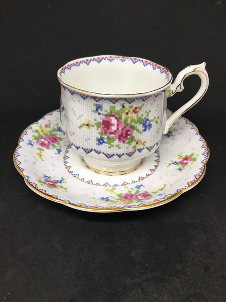 Royal Albert 'Petit Point' Teacup