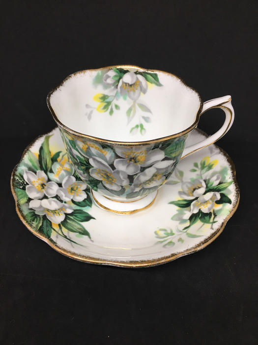 Royal Albert 'Orange Blossom' Teacup