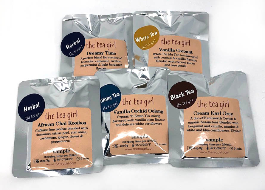 Monthly Tea Flavours Subscription