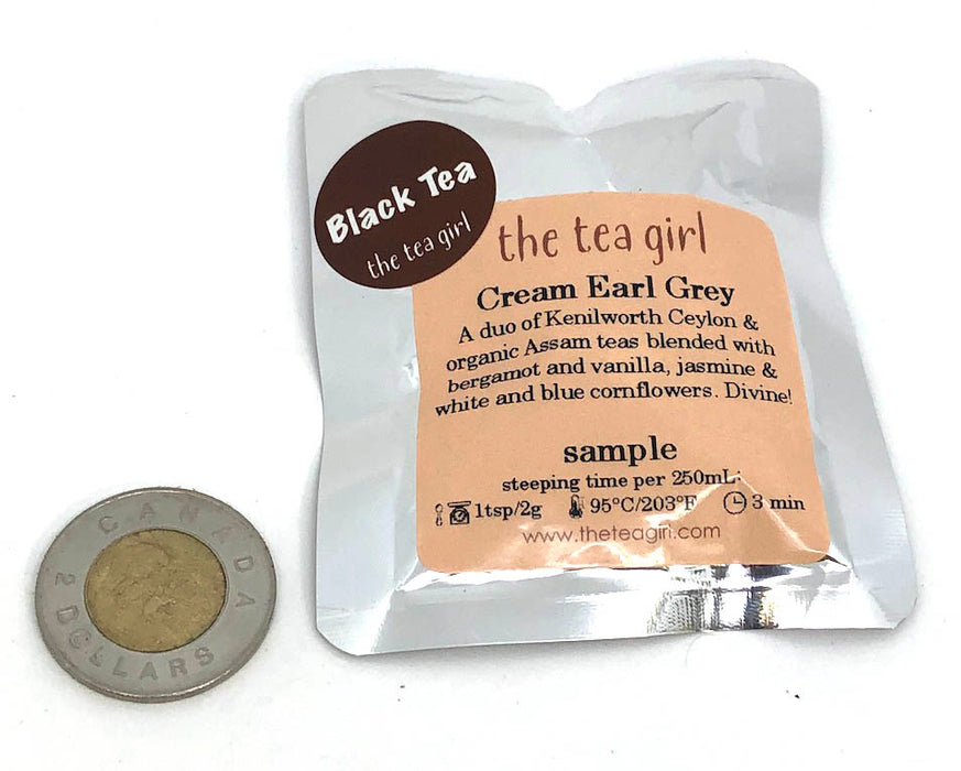 Single Tea Sample