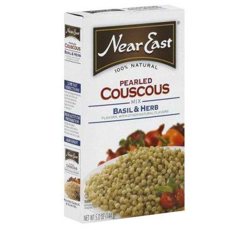 Near East Prld Basil & Herb Couscous (12x5.0 Oz)