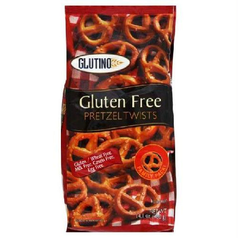 Glutino Pretzels Family Bag (12x14.1 Oz)