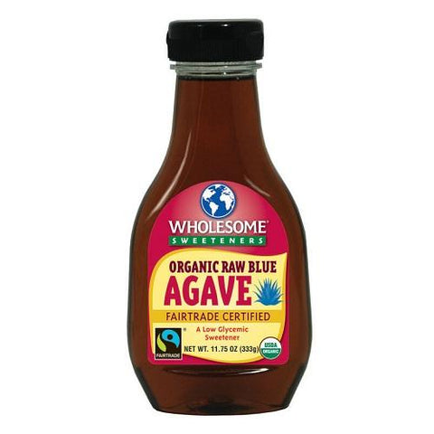 Wholesome Sweetners Blue Agave Raw ( 6x11.75 Oz)