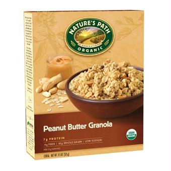 Nature's Path Peanut Butter Granola (12x11.5 Oz)