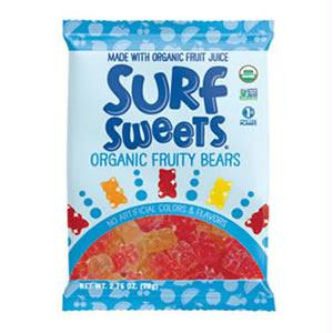Surf Sweets Fruity Bears (12x2.75 Oz)
