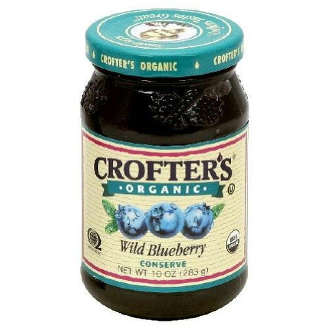 Crofters Wild Blackberry Conserves (6x10 Oz)