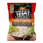 Thai Kitchen Instant Rice Noodle Soup Garlic & Vegetable (12x1.6 Oz)