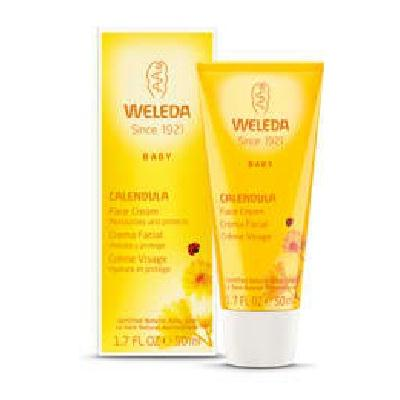 Weleda Products Calend Baby Face Creme (1x1.7oz )