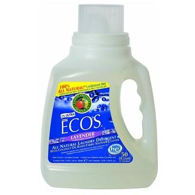 Earth Friendly Ecos Lavender Ultra (8x50oz )