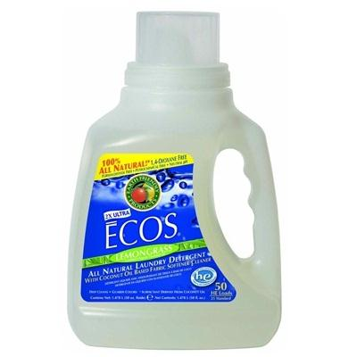 Earth Friendly Ecos Lemgrass Ultra (8x50oz )