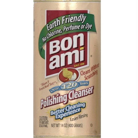 Bon Ami Polish & Cleanser (24x14oz )