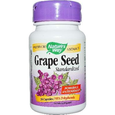 Nature's Way Grape Seed Extract (1x30cap )