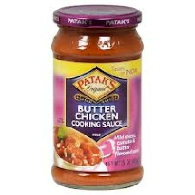 Patak Butter Chicken Cry (6x15oz )