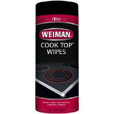 Weiman Cook Top Qk Wipes (4x30ea )