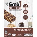 GRAB 1: Chocolate Oat Bar 5ct, 47 gm - SaveSpacex