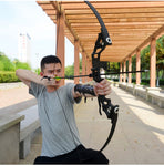 Powerful, 35-40lbs Pressure,Recurve Bow and Arrow - SaveSpacex