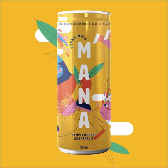 MANA grapefruit 12 x 355ml