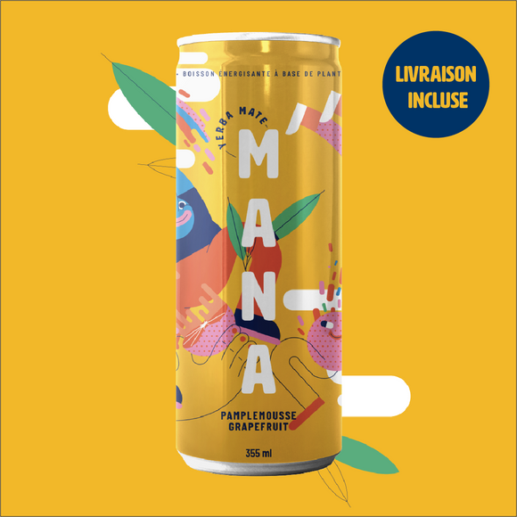 MANA grapefruit 4 x 355ml
