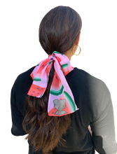 Load image into Gallery viewer, T.U.K. Watermelon Scarf Ribbon
