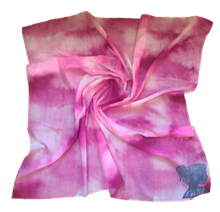Load image into Gallery viewer, T.U.K. Vibrant Pink Tie Dye (cotton)