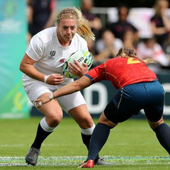 Heather Kerr England Rugby