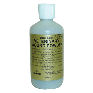 Gold Label Wound Powder (Veterinary) - 125g