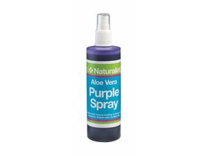 NAF NaturalintX Aloe Vera Purple Spray - 240ml