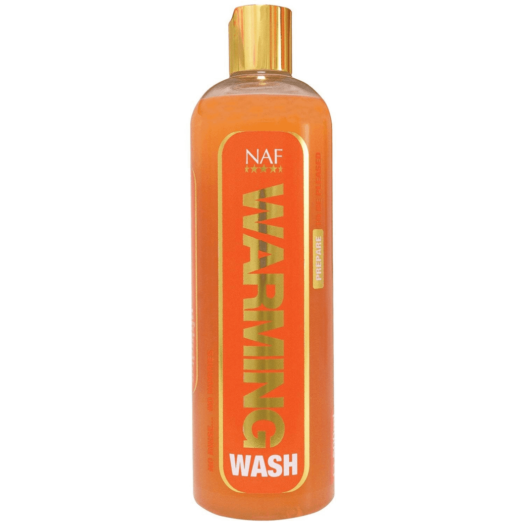 NAF Warming Wash - 500ml