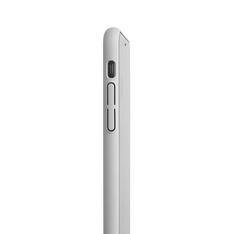 "Dünne iPhone 11 6,1"" Hülle V2 - Pearl Grey"
