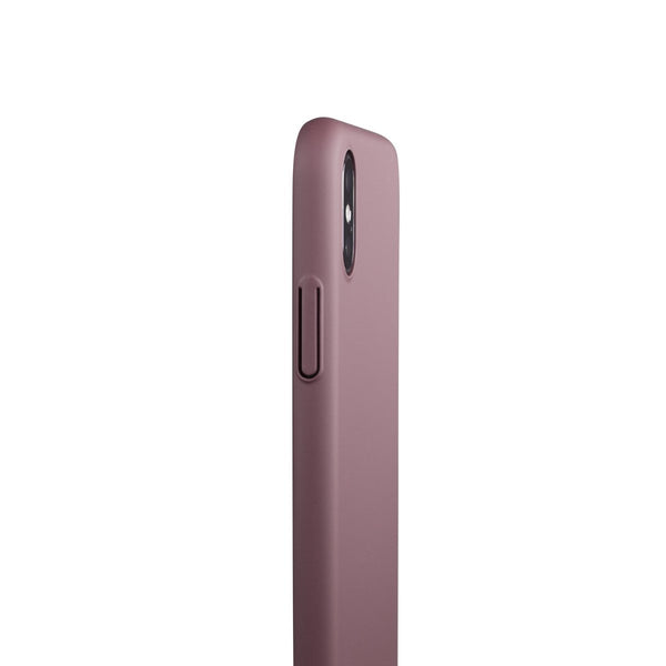 Dünne iPhone XS Max Hülle V2 - Sangria Red