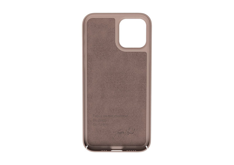 Nudient - Thin iPhone 12 Pro Case V3 - Dusty Pink