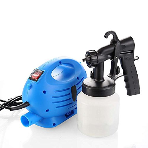 Paint Zoom Ultimate Electric Professional Paint Portable Spray Painting Machine Compressor & Gun