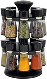 Revolving Spice Rack/Masala Rack/Masala Box Condiment Set of 12 ( Jar )