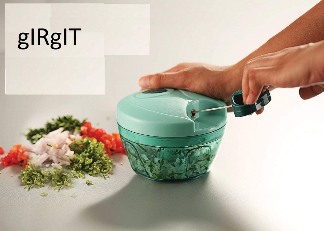 Quick Handy Chopper for Smart Kitchen