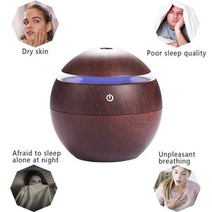 NEW HUMIDIFIER COOL MIST AIR DIFFUSER