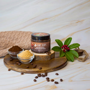 BODY POLISHING COFFEE SUGAR SCRUB