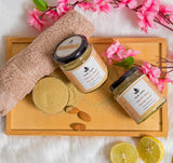 Natural Ubtan Body Scrub