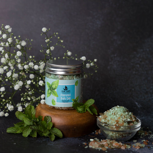 Pepper Mint Bath Salt